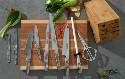 How Do I... Store and Care for Knives?