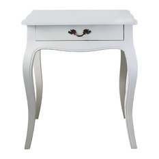 - French Style Bedside Table - Nightstands and Bedside Tables