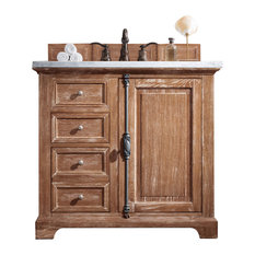 brikk napa single vanity no top 36 bathroom vanities and sink - Farmhouse Bathroom Vanity