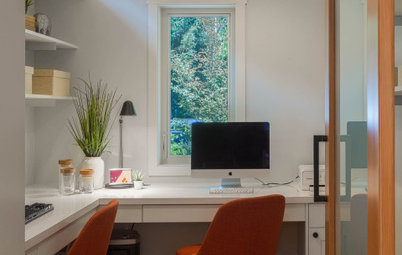 4 Steps to Home Office Lighting That Works Brilliantly
