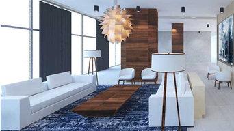 Lobby Design, Miami
