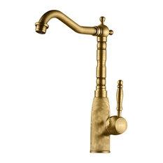 contemporary kitchen faucets houzz shop houzz moen inc kitchen faucet single chrome