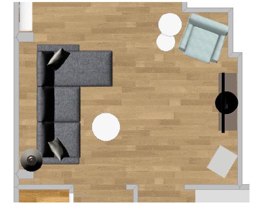 Cosa Mettere Dietro Al Divano : Spazio tra divano e parete come sfruttarlo