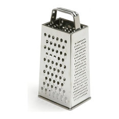 Stainless Steel 4-Sided Box Grater