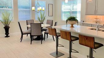 Vacation Home Design & Decor- Royal Cypress Preserves