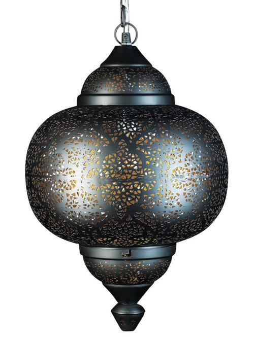 asian pendant lighting. Artemano - Oriental Pierced Metal Pendant Light Lighting Asian F