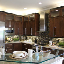 Kitchen Cabinets And Interior Configurations