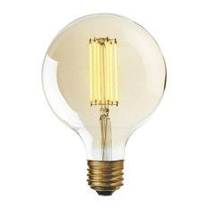 Bedford LED G40 Vintage Edison Bulb, E26, Single