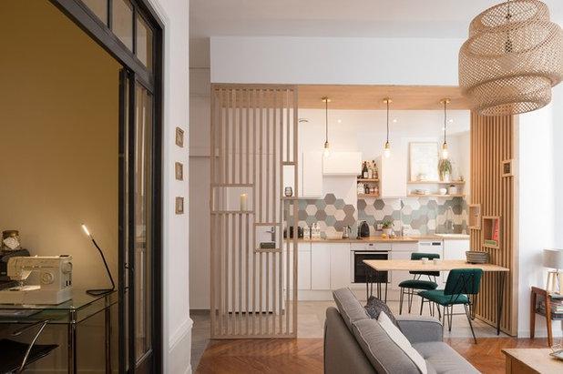 Contemporain  by Camille BASSE, Architecte d'intérieur