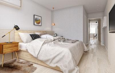 Pregunta al experto: Cómo distribuir un dormitorio en 'suite'