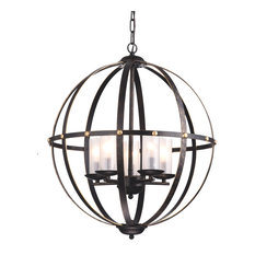 50 most popular contemporary chandeliers for 2018 houzz 1st avenue pasadena pendant light antique bronze chandeliers aloadofball Images