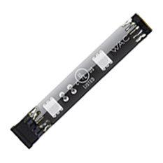 """InvisiLED Classic 24V 2"""" 10 Pack Tape Light, 3000K Soft White"""