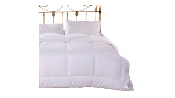 White Extra Warmth Comforter, Twin