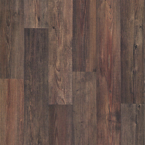 Clic Nutmeg Hickory Krono Original Castello Laminate With Attached Pad Flooring
