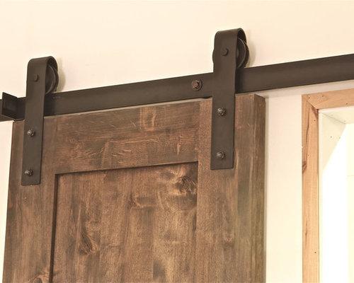 Barn Door and Barn Door Hardware Combo