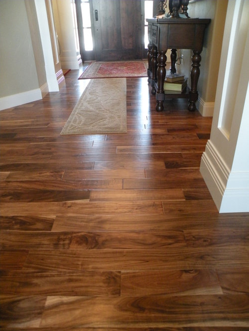 Acacia Wood Floor Houzz