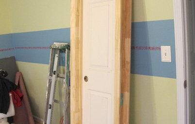 DIY: How to Install a Door