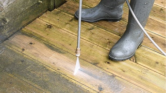 Patio Cleaning/ Jet Washing