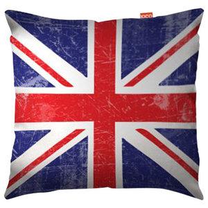 Union Jack Sofa Cushion, Regular, 45x45 cm