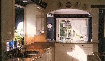 Blue Mood kitchen