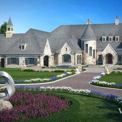 LUXE Homes Design+Build - Birmingham, MI, US 48009
