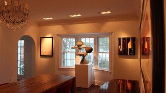 Interior Art Lighting