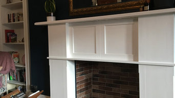 Fireplace in Walmer Crescent, Cessnock