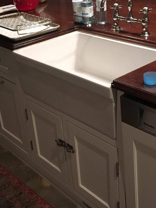 Soapstone sinks: solid or slab?