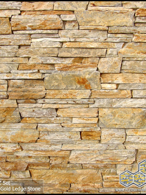 Natural Stone Veneer Products : E z set™ natural stone veneer stacked products