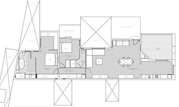 Visita privada: El cuidadísimo piso en Madrid de una pareja cosmopolita