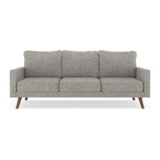 Hayes Sofa Pebble Weave, Heathered Taupe