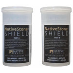 Native Trails, Inc. - NativeStone Shield, 4 Oz. - NativeStone Shield penetrates concrete on a molecular level to create a protective, yet integrated barrier against stains and scratching.  While all NativeStone products come pre-sealed, this exclusive sealer is now available for application on heavily used NativeStone concrete sinks or bathtubs to ensure years of protection.