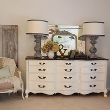 French seaside style ideas an ideabook by sally lee by - Mustard seed interiors ...