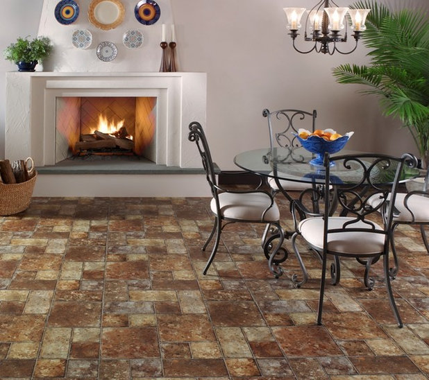 Traditional Flooring by Paul Anater