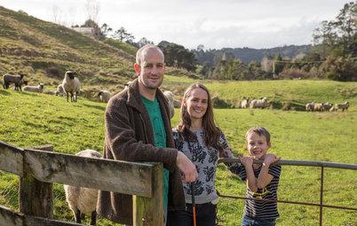 Visita privada: Una casa de campo con 100 años de historia