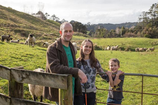 Neuseeland Optiker houzzbesuch das glück ist ein bauernhof in neuseeland