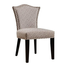 Pemberly Row Accent Chair In Gray