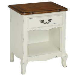Farmhouse Nightstands And Bedside Tables by Home Styles Furniture