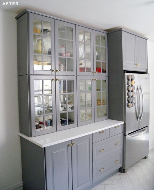 How To Stack Ikea Sektion Cabinets As Pantry,Things You Need For A Housewarming Party