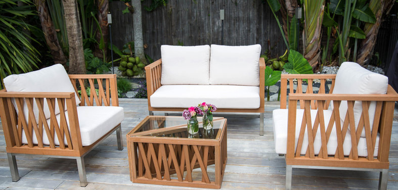 . Outdoor Lounge Furniture With Free Shipping