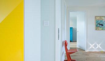 Individuelle Raumlösungen in einem Stadthaus