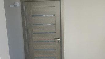 Replacing interior Doors