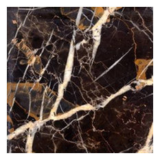 "Michelangelo Marble Polished Floor Tiles 12"" x 12"" - Lot of 10 Tiles"