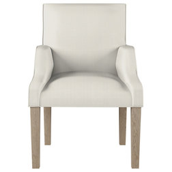 Transitional Dining Chairs by Tandem Arbor