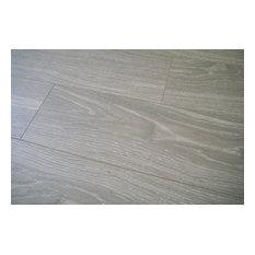 Dekorman 12 Oak AC3 Laminate Flooring, 13.28 Sq. ft., Gray Oak
