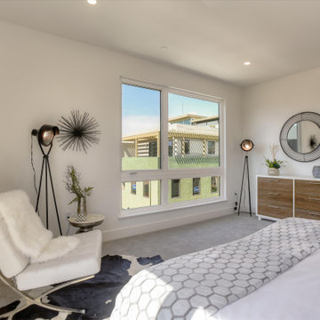 Waverly Cove by SummerHill Homes - Residence 3 Master Bedroom