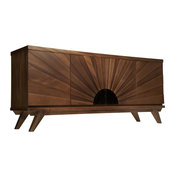 Noir Furniture Sunset Console