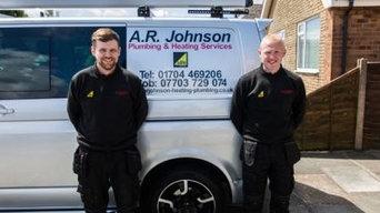 A R Johnson Plumbing & Heating