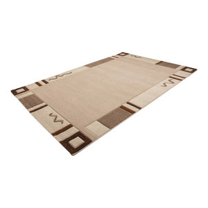 The Hague Rug, Beige, 160x230 cm