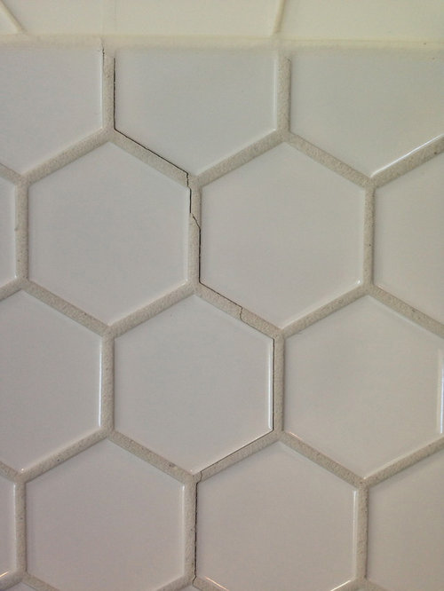 What Might Cause Shower Floor Grout To Crack